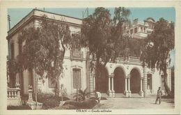 2 AKs CPAs Algerien Oran Cercle Militaire + Cathédrale ~1920/30 # - Oran