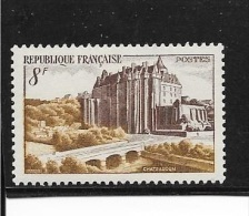 N° 873   FRANCE  -  Chateaudain    NEUF EXTRA - Ungebraucht