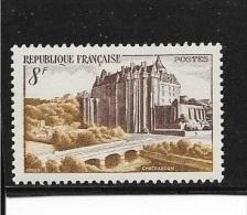 N° 873   FRANCE  -  Chateaudain    NEUF EXTRA - Francia