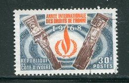 COTE D'IVOIRE- Y&T N°283- Oblitéré - Côte D'Ivoire (1960-...)