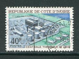 COTE D'IVOIRE- Y&T N°306- Oblitéré - Côte D'Ivoire (1960-...)