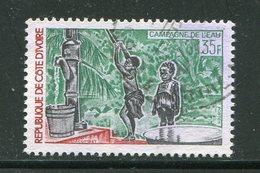COTE D'IVOIRE- Y&T N°345- Oblitéré - Côte D'Ivoire (1960-...)