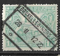 9S-364: TR119:  BRUXELLES-NORD 37 - Bahnwesen