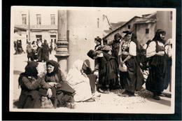 BOSNIA Narodna Noša V Sarajevu Ca 1920 OLD  PHOTO POSTCARD - Bosnia And Herzegovina