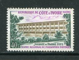 COTE D'IVOIRE- Y&T N°335- Oblitéré - Côte D'Ivoire (1960-...)