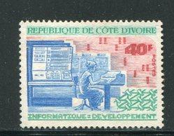 COTE D'IVOIRE- Y&T N°340- Oblitéré - Ivory Coast (1960-...)