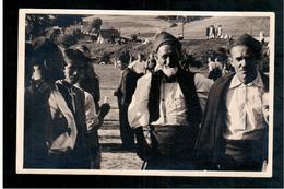 BOSNIA Narodna Nošnja  Ca 1920 OLD  PHOTO POSTCARD - Bosnia And Herzegovina