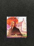 MOZAMBIQUE. ANIVERSARIO NEWTON. MNH D1108E - Other