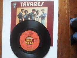 Tavares  -  1976. Capitol - 3C 006 B 2259 - Rock