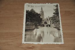 8891-   BRUGGE  BRUGES, PONT DU BEGUINAGE - Brugge
