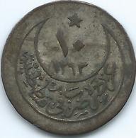 Turkey - Ottoman - Abdul Hamid II - AH1293 / 26 (1901) - 10 Para - KM744 - Turkije