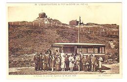 FRANCE......CP CPA CARTE POSTALE..........................63 PUY DE DOME AUTOBUS 28 JUIN 1926 - France