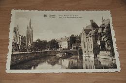 8893-   BRUGGE  BRUGES, QUAI DU ROSAIRE VERS LE DYVER - Brugge