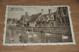 8894-   BRUGGE  BRUGES, QUAI VERT, MAISON DU PELICAN - Brugge