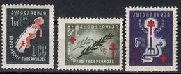 Yugoslavia,Anti TBC 1948.,MNH - Unused Stamps