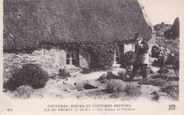 CMCB - Ile De Bréhat - Une Maison De Pêcheur - Ile De Bréhat