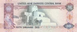 U.A.E. P. 29f 50 D 2016 UNC - Emirats Arabes Unis