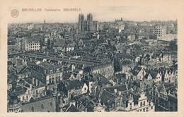 CPA - Belgique - Brussels - Bruxelles - Panorama Bruxelles - Panoramische Zichten, Meerdere Zichten
