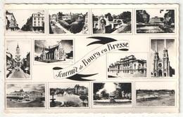 01 - Souvenir De BOURG-EN-BRESSE - 12 Vues - Bourg-en-Bresse