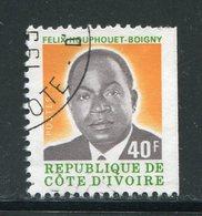 COTE D'IVOIRE- Y&T N°429- Oblitéré - Côte D'Ivoire (1960-...)