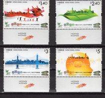 HONG KONG  -  2010 WORLD FAIR SHANGHAI    M873 - 2010 – Shanghai (China)