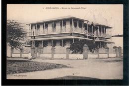 ETHIOPIE  Diré Daoua - Maison De Dejazmatch Tafari Ca 1910 OLD  POSTCARD - Ethiopia