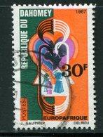 DAHOMEY- Y&T N°257- Oblitéré - Bénin – Dahomey (1960-...)