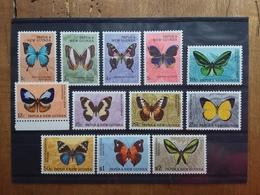 PAPUA NUOVA GUINEA Anni '60/'70 - Serie Completa Nuova MNH + Spese Postali - Papua Nuova Guinea
