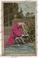 1907 - Donna Donne Girl Girls Ragazza Ragazze  Illustratore Illustrata - Donne