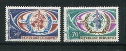 DAHOMEY- Y&T N°275 Et 276- Oblitérés - Bénin – Dahomey (1960-...)