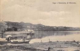 Lago E Panorama Di Viverone - Italie