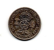 Great Britain 1938 GEORGE VI   TWO SHILLINGS (FLORIN)  USED VERY FINE CONDITION. (DH16.) - 1902-1971 : Post-Victorian Coins