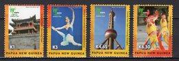 PAPAU NEW GUINEA  -  2010 WORLD FAIR SHANGHAI    M900 - 2010 – Shanghai (China)