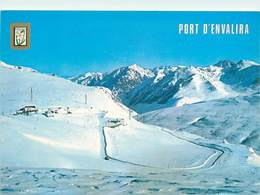 CPSM Port D'Envalira      L2814 - Andorra
