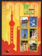 PAPAU NEW GUINEA  -  2010 WORLD FAIR SHANGHAI    M902 - 2010 – Shanghai (China)