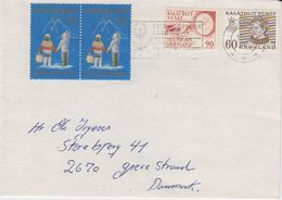 Greenland 1975 Godthab Cover (42375) - Brieven En Documenten