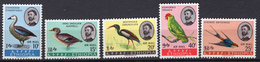 1967 - ETIOPIA - Mi.  Nr. 104/108 - NH - (UP131.34) - Collections, Lots & Séries
