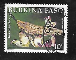 TIMBRE OBLITERE DU BURKINA DE 2002 N° MICHEL 1842 - Burkina Faso (1984-...)