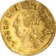ESTADOS ALEMANES. JETÓN. LUIS XVI - [ 1] …-1871 : Estados Alemanes