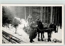 52626338 - Soldat Forstwirtschaft - Guerre 1939-45