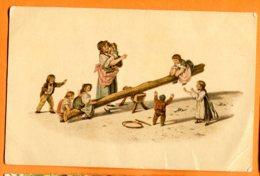 SPR005, Pro Juventute, Gottefried Mind 1768-1814, Enfants, Non Circulée - Cartes Postales