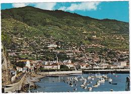 Funchal - Vista Leste - (Madeira) - Madeira