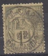 #135 COLONIES GENERALES N° 59 Oblitéré Diégo-Suarez (Madagascar) - Alphée Dubois