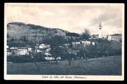 SLOVENIA - 1941 - SALUTI DA VILLA DEL NEVOSO - TORRENOVA - Slovenia