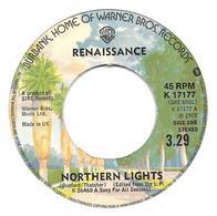 "Renaissance ""  Northern Lights "" - Vinyles"