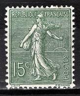 FRANCE 1903 / 1920 -  Y.T. N° 130 NEUF** - Francia