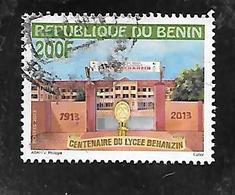 TIMBRE OBLITERE DU BENIN DE 2013 N° MICHEL 1661 - Bénin – Dahomey (1960-...)