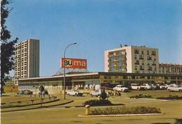 90 - CPSM -BELFORT - CENTRE COMMERCIAL SUMA - LES RESIDENCES - Belfort - Ville