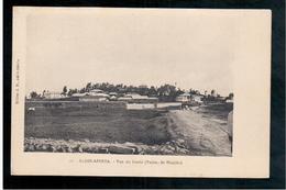 ETHIOPIE  Addis Abeba, Vue Du Guebi (Palais) De Ménélick, Editions A.M. N°16 Ca 1910 OLD  POSTCARD - Etiopía