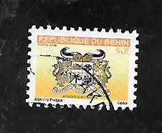 TIMBRE OBLITERE DU BENIN DE 2008 N° MICHEL 1455 - Bénin – Dahomey (1960-...)